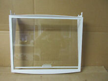 Whirlpool Refrigerator Glass Shelf Assembly Part   2223288 WP2223288