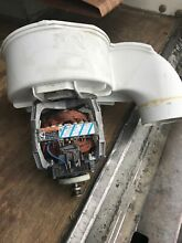 Frigidaire 134196600 Dryer Drive Motor with Pulley