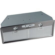 Broan RMP17004 400 CFM Stainless Steel Insert Range Hood with Heat Sentry  and a