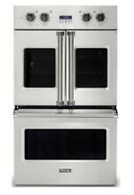 New W Dent Viking 30  Professional 7 Series VDOF7301SS Electric Double Oven