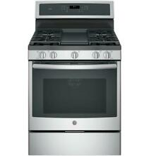GE Profile PGB911SEJSS 30  Stainless Steel Free Standing Gas Convection Range