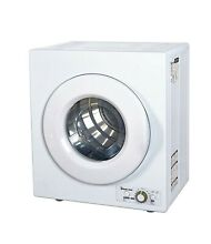 Magic Chef 2 6 cu  ft  Compact Dryer White   Gently used