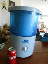 Mini Spin Dryer The Laundry Alternative Top Load 2 2lbs T10 04 110v Portable