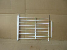 Roper Refrigerator Freezer Section Rack 12 3 4  deep Some Aging Part   2163613