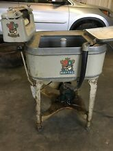 VIntage Maytag Wringer Washer Washing Machine Electric Antique 1930s Pickup Only