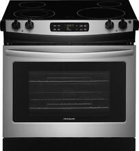 Frigidaire FFED3026TS 30  Drop in Electric Range w Even Bake Technology