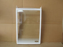 Frigidaire Refrigerator Glass Shelf Assembly Part   240355214
