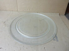 GE Wall Oven Combo Glass Turntable Part   WB49X10166