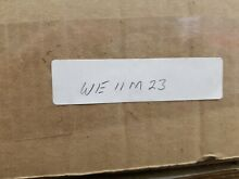 Ge dryer heating element WE11M23