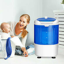 Goplus 5 5lbs Portable Mini Compact Washing Machine Electric Laundry Spin Washer