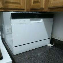 NYC I M OUT    BARELY USED  Supentown Countertop Dishwasher   SD 2224DW