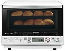 Sharp microwave oven white RE SS10 XW superheated steam two stage cooki  JAPAN