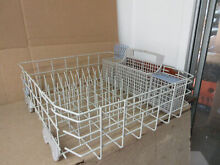 Kenmore Whirlpool Dishwasher Lower Rack Assembly Part   8539257