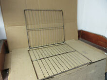 GE Oven M W Combo Oven Rack w  Wear Aging Lot of 2 Part   WB48X82