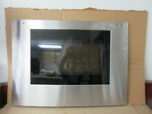 Thermador Double Wall Oven Lower Door Outer Panel Glass Part   16 10 048 03