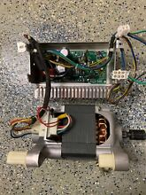 GE Front Load Washer Motor w  circuit board for Model WBVH6240FWW  P N WH20X1002