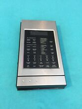 Sharp R1874T Microwave Convection 1 1ft   Stainless Steel PANEL CONTROL BOARD