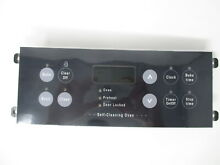 316207500 Black Frigidaire GAS Stove Range Control  1 Year Guarantee  New Face