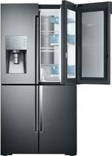 Samsung RF28K9380SG 36  4 Door French Door Refrigerator 28 cu  ft  Capacity