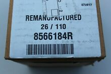 OEM 8566184R Kenmore  Whirlpool Dryer Timer Manufacturer refurbished