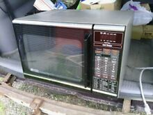 Sears Kenmore Microwave Convection Oven MICHIGAN used   have a Creda stove oven