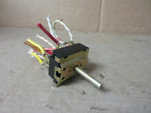 Jenn Air Double Oven Selector Switch Part   7403P023 06