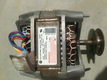 GE Washer Motor Assembly 0200957 5kcp160ffa003s 1640 rpm 1 2 hp