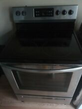 Whirlpool electric Smooth surface 5 element stove