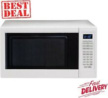 Hamilton Beach 1 3 Cu  Ft  Digital White Microwave Oven