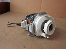 Kenmore Whirlpool Dishwasher Motor Part   8268408