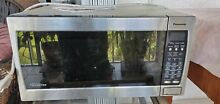 FULL SIZE 1 6 CU  FT  GENIUS COUNTERTOP BUILT IN MICROWAVE OVEN WITH INVERTER