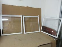 Whirlpool Refrigerator Glass Shelf in Frame Set of 3 Part   2194281