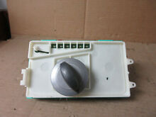 Kenmore Whirlpool Washer Control Board Part   W10445395 Rev  F W10406126