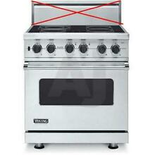 Viking Professional Series 30  4 Elements Pro Style Electric Range VESC5304BSS