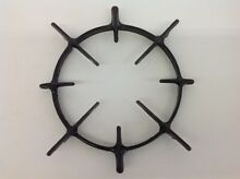 VINTAGE STOVE PARTS Chambers C Model Gas Range Wide Wing Top Burner Grate