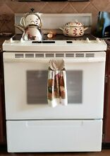 Kitchen Aid Glass Cooktop Electric Range