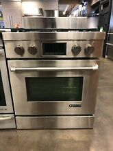 Jenn Air JDRP430WP Pro Style  30  Dual Fuel Range with MultiMode  Convection