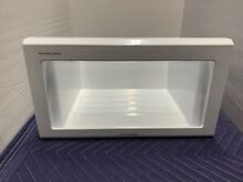 Whirlpool Refrigerator Crisper Drawer W10119219 and Front W10119220