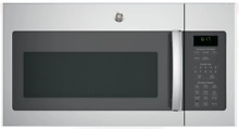 GE JVM6172SKSS 30 Inch Over the Range Microwave 1 7 cu ft Stainless Steel NOB