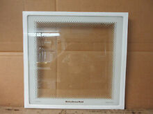 KitchenAid Whirlpool Refrigerator Glass Shelf Part   2301084