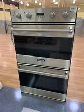 CA1648 Viking RVDOE330SS 30 Inch Double Electric Wall Oven