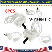 3406107 Dryer Door Switch Assembly replacement for Whirlpool WP3406107 36 Packs