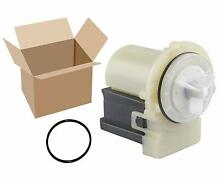 Podoy 8181684 Washer Drain Pump Motor For Whirlpool Kenmore Maytag Askoll M 2801