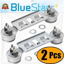 Ultra Durable Wb16K10026 Double Burner Assembly  Part By Blue Stars   Exact Fit