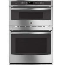 GE Profile PT9800SHSS 30  Combo Wall Oven W  Convection    Advantium Technology