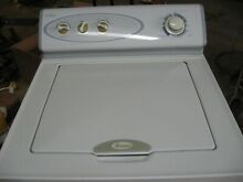 AMANA WASHING MACHINE CONTROL PANEL WHIRLPOOL MAYTAG WORKING EUC