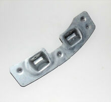 GE Profile Dryer   Hinge Base Plate   Right  WE1M760   P4020
