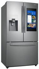 Samsung RF265BEAESR 24 cu ft  Capacity 3 Door French Door Refrigerator stainless