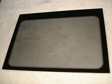 WHIRLPOOL CABRIO CLOTHES WASHER WASHING MACHINE TOP LID DOOR GLASS EXC