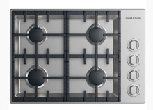 Fisher   Paykel CDV2304HNN 30 Inch Gas Cooktop Display